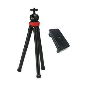 eStore Fleksibelt Blekksprutstativ for Mobil og Kamera