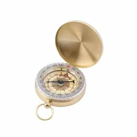 eStore Klassisk Kompass i messing