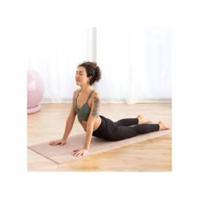 eStore Yogamatte i Jute - 173 x 61 cm