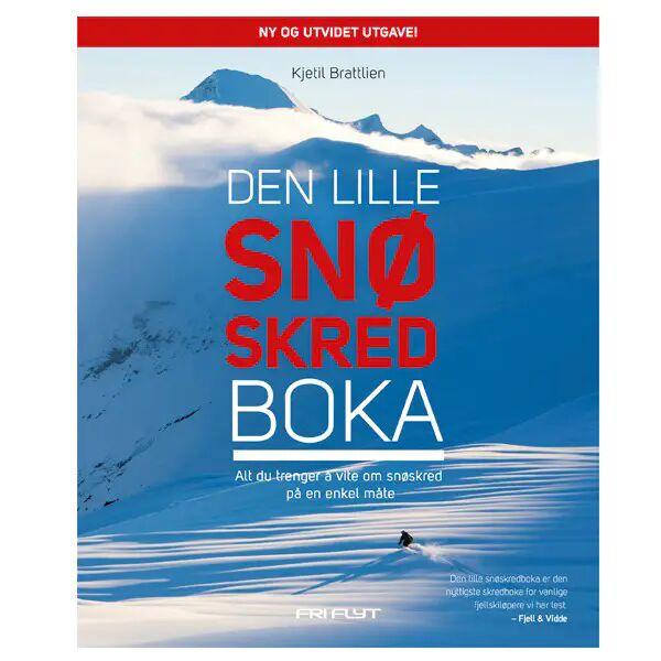 Fri Flyt Forlag Den Lille Snøskredboka