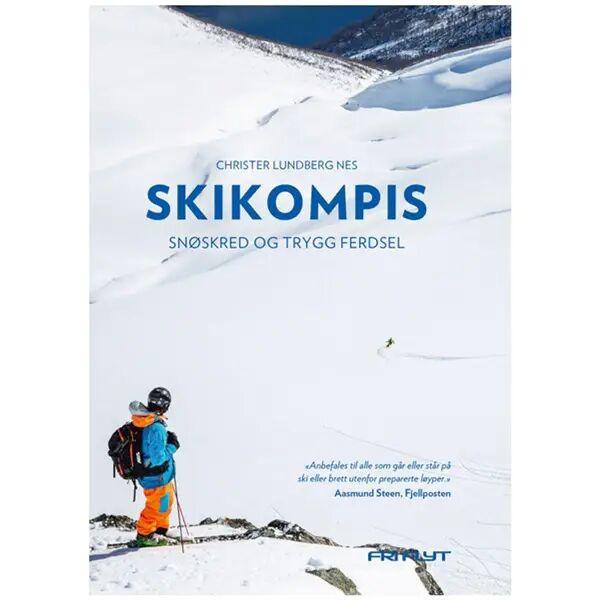 Fri Flyt Forlag Skikompis Snøskred Og Trygg Ferdsel