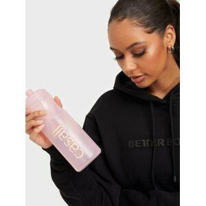 Casall ECO Fitness bottle 0.7L Rosa