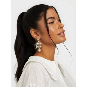 Lily and Rose Kate Earrings Oyster
