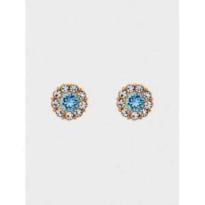 Lily and Rose Petite Miss Sofia Earrings Sapphire