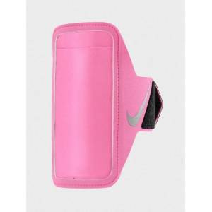 Nike Lean Arm Band Rosa/Sølv