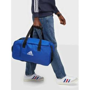 Adidas Sport Performance Tiro Du S Sport bags Blue/White