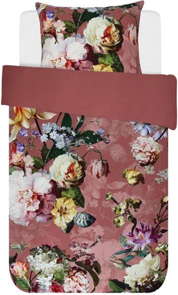 Essenza Sengetøy- Essenza - Fleur Dusty Rose - 140x200 cm