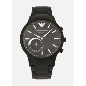 Giorgio Armani OFFICIAL STORE Emporio armani man stainless steel hybrid smartwatch  OneSize