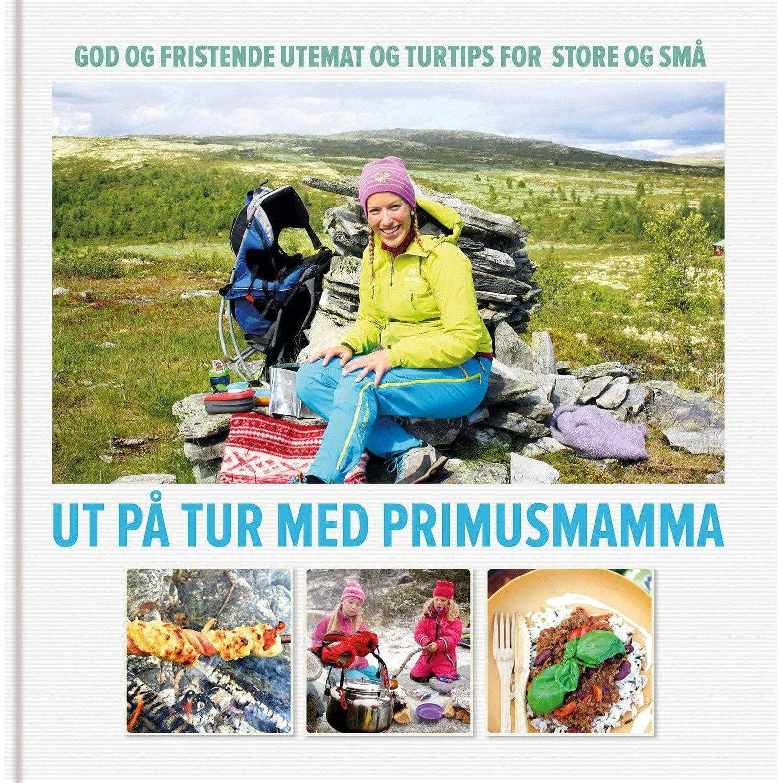 Egmont Damm Ut På Tur Med Primusmamma - Hyttefeber.No 🇳🇴