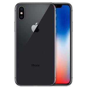 Apple iPhone X, Grade C / 64GB / Stellargrå