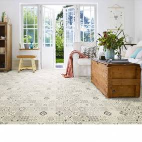 Tarkett Starfloor Click 30  Retro Black White