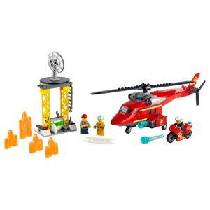 Lego Brannhelikopter