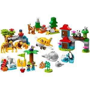 Lego Verdens dyr