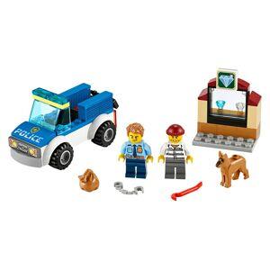 Lego Politiets hundepatrulje