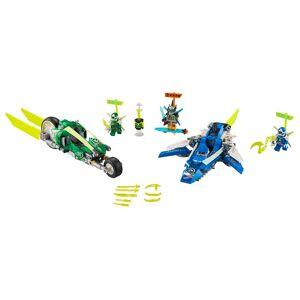 Lego Jay og Lloyds fartsdoninger