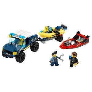 Lego Spesialpolitiets båttransport