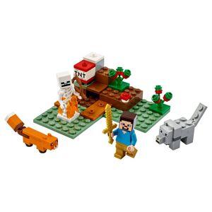 Lego Eventyr på taigaen