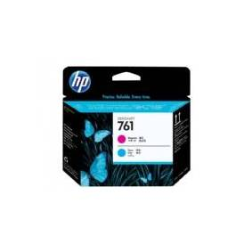 HP 761 - Cyan, magenta - skriverhode - for DesignJet T7100, T7200 Production Printer