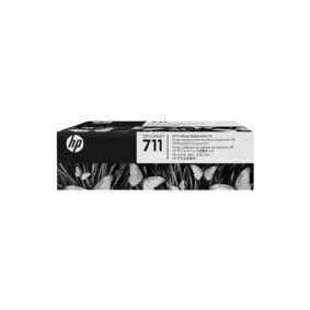 HP 711 - Svart, gul, cyan, magenta - skriverhode - for DesignJet T100, T120, T120 ePrinter, T125, T130, T520, T520 ePrinter, T525, T530