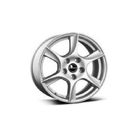 Borbet TL Silver 5x14 4x100 ET35