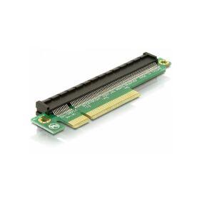 Delock PCIe Extension Riser Card x8  x16 - Stigekort