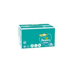 Pampers Fresh Clean 81688057, Våtserviett for baby, Dermatologisk testet, Allergivennlig, Nøytral pH, Alkoholfri