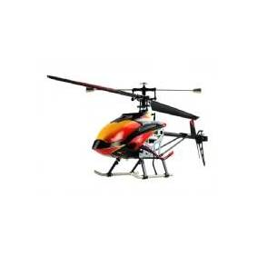 Amewi Buzzard Pro XL, Helikopter, Ready-To-Fly (RTF), Elektrisk motor, 2.4 GHz, 120 m, 8 min