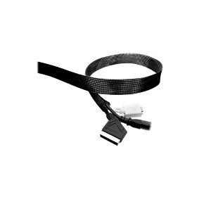 Multibrackets M Universal Cable Sock 55 mm x 10 m - Kabelordner - svart