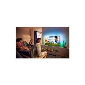 Philips 75PUS8505 - 75 Diagonalklasse Performance 8500 Series LED-backlit LCD TV - Smart TV - Android TV - 4K UHD (2160p) 3840 x 2160 - HDR - lys sølvfarge