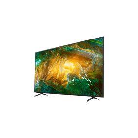 Sony KD-49XH8096 - 49 Diagonalklasse (48.5 synlig) - BRAVIA XH8096 Series LED-bakgrunnsbelyst LCD TV - Smart TV - Android TV - 4K UHD (2160p) 3840 x 2160 - HDR - kantbelyst - svart