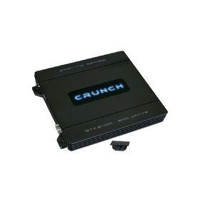 Crunch GTX2400, 2 kanaler, 800 W, 10 - 1200 Hz, 30 - 150 Hz, 95 dB, Svart, Blå