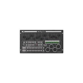 IMG Stage Line IMG STAGELINE DMX-4840 DMX controller Musikstyring, 19 Tommer-konstruktion