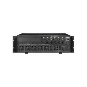 MONACOR PA-6600, 5.0 kanaler, 850 W, 1%, 80 dB, 55 - 16000 Hz, Klemmer