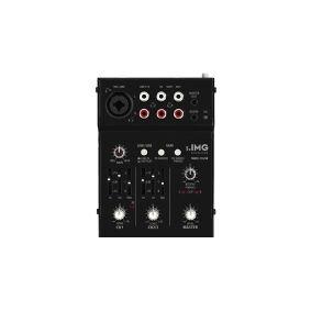 IMG Stage Line MMX-11USB, 2 kanaler, 20 - 20000 Hz, 81 dB, 0,05%, 20 V, 500 mA