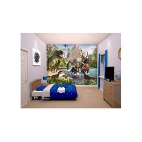 Walltastic Dinosaur Land tapet 243 x 305 cm