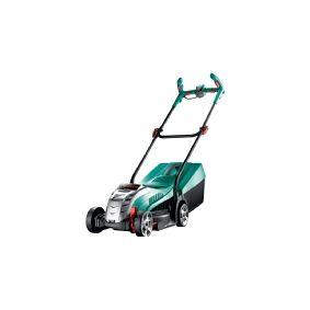 Bosch Rotak 32 LI High Power, Manual lawn mower, Rotary blades, 30 - 60, Ergonomisk, Sort, Grøn, Sølv, Batteridrevet (Ex batteri og lader)