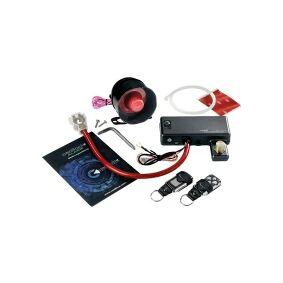 Cadillock Alarm Plus Bilalarm-system Startspærre, Vibrationssensor, Inkl. fjernbetjening 12 V