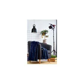 Tuckano Tæppe 150 x 200 Blå