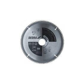 Dedra circular saw for aluminum 250x30mm 100z. - H250100