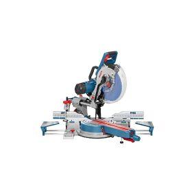 Bosch Professional GCM 12 SDE - Kap-/geringssav med udtræk - (Savklingediameter: 305 mm) 28,6 kg
