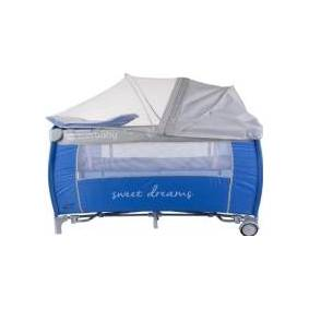 Sun Baby Travel Cot Fully Equipped - Sweet Dreams (SD995/NS)