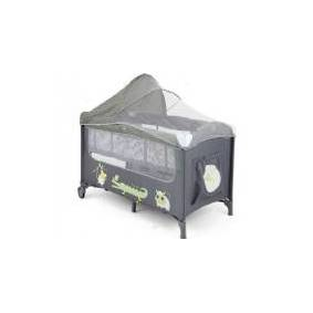 Milly Mally Travel cot Mirage Gray