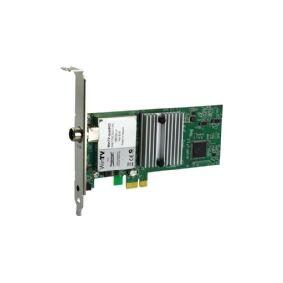 Hauppauge WinTV quadHD - Digital TV-kanalvelger - DVB-C, QAM, DVB-T2 - HDTV - PCIe