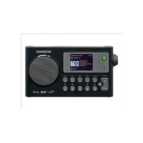 Sangean WFR-27C - Internettradio - 2 watt - svart