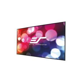 Elite Screens Aeon CineGrey 3D Series AR135DHD3 - Projeksjonsskjerm - veggmonterbar - 135 (343 cm) - 16:9 - CineGrey 3D - svart