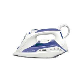 Bosch Sensixx'x DA50 TDA5024010 - Dampstrykejern - såleplate: CeraniumGlissée - 2400 W - hvit/bær