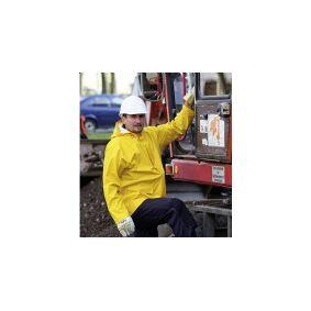 L+D Upixx raincoat PUPlus L+D Upixx 4052-L Gul
