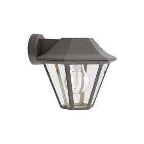 Philips myGarden Vegglampe, Vegglys, Brun, Aluminium, I, Tidsriktig, Moderne