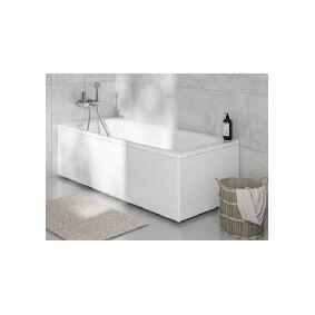Geberit Ifö caribia badekar 1800mm - hvid