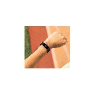 Fitbit Inspire HR - Svart - aktivitetssporer med bånd - silikon - svart - band size: S/L - monokrom - Bluetooth - 20 g